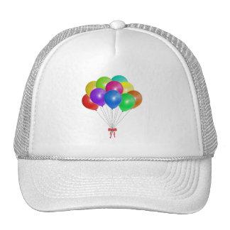 Balloon Bouquet T-Shirt Hats