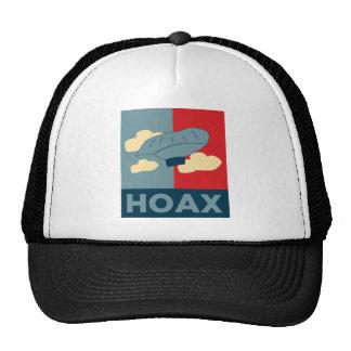 Balloon Boy Hoax (Obama Spoof) Cap