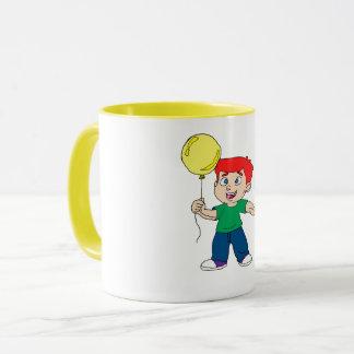 balloon boy mug