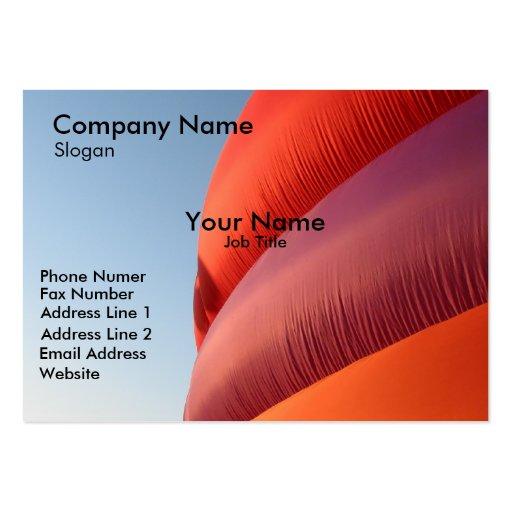 Balloon Business Card
