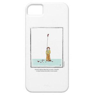 BALLOON cartoon by Ellen Elliott iPhone 5 Cover