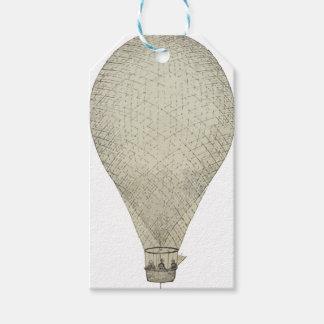 Balloon_Charles_Green_1836 Gift Tags