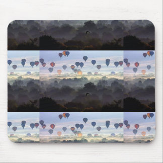 BALLOON CLOUD MOUSE PAD