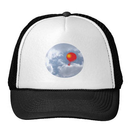 Balloon clouds balloon clouds hat