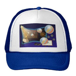 Balloon clown cap