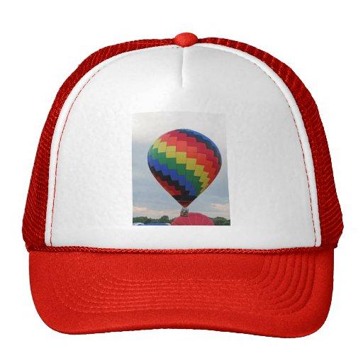 Balloon!   Colorful zigzag! Trucker Hats