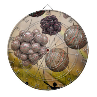 Balloon Contest - After The Storm Dartboard