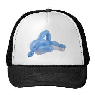 Balloon dolphin cap