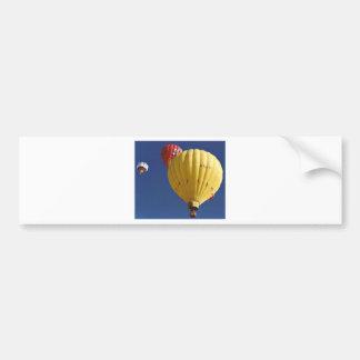 Balloon Festival Bumper Sticker