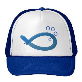 Balloon Fish Trucker Hats