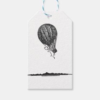 balloon gift tags