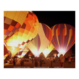 Balloon Glow/GBTBG257 Poster