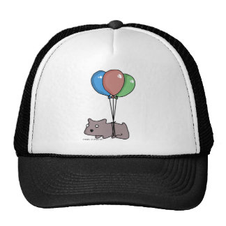 Balloon Hamster Frank by Panel-O-Matic Cap