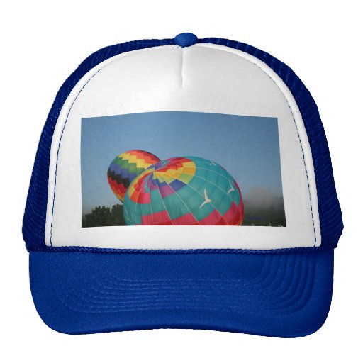 Balloon Inflating! Hat