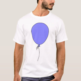 Balloon (Light Blue) T-Shirt