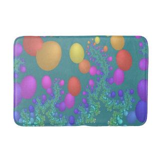 Balloon Release Bath Mat