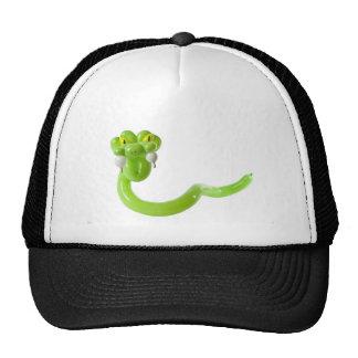 Balloon snake cap