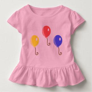 Balloon Toddler Dress