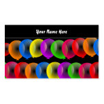Balloon Wallpaper, Your Name Here Pack Of Standard Business Cards