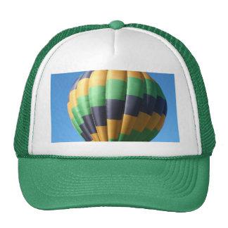 Balloon wave mesh hat
