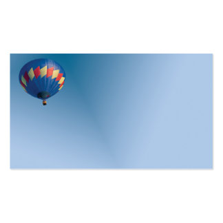 Ballooning Business Card Template