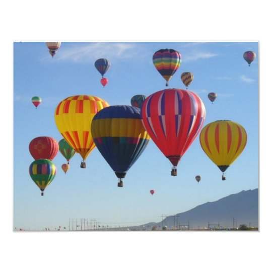 Ballooning Card