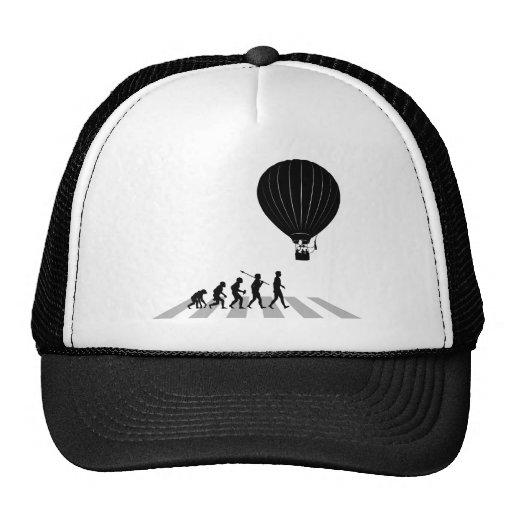 Ballooning Trucker Hat