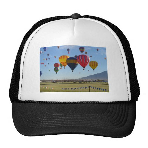 Ballooning Hats