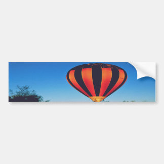 Ballooning in the outback bumper sticker