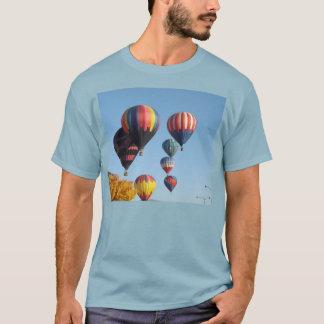 Balloons Arising Men's T-shirt