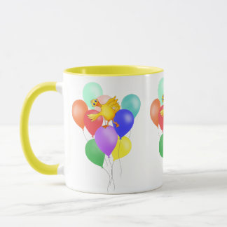 Balloons by The Happy Juul Company Mug