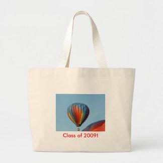 Balloons!  Class of 2009! Canvas Bag