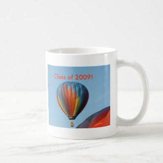 Balloons!  Class of 2009! Basic White Mug