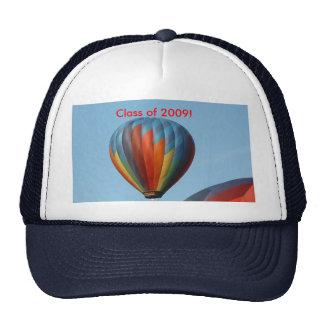 Balloons!  Class of 2009! Cap