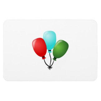 Balloons clipart vinyl magnet
