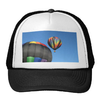 Balloons Colorful Launch Trucker Hat