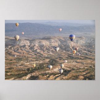 Balloons flight  poster