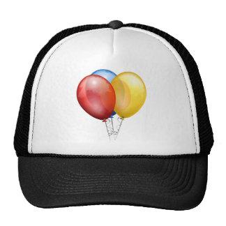 balloons fun cap