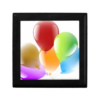 Balloons Gift Box