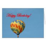 Balloons, Happy Birthday Cards