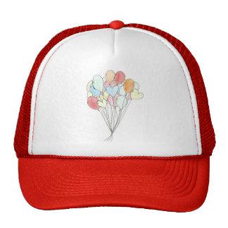 Balloons Mesh Hat