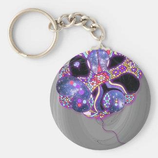 Balloons Key Ring