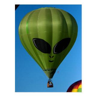 Balloons Shap 6244 Postcard