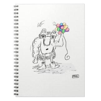 Balloonz Notebook