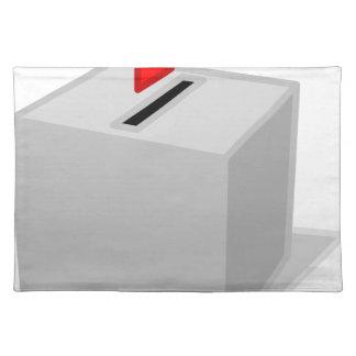 Ballot Box Placemat