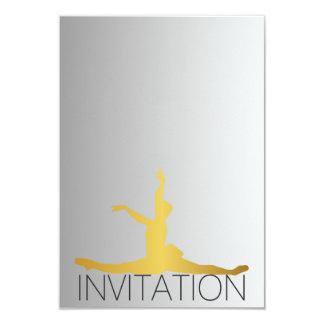 Ballroom Classic Dance Festival Vip Invitation