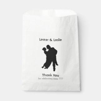 Ballroom Dance Favour Bag