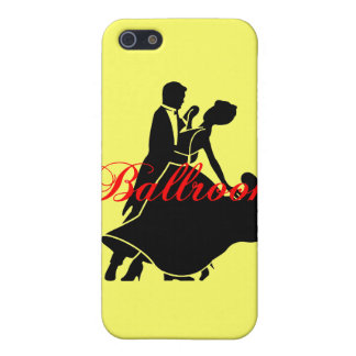 ballroom dancers cover for iPhone 5/5S