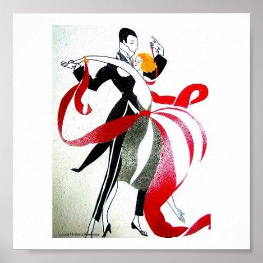 BALLROOM DANCING ART DECO 1