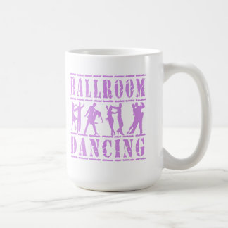 Ballroom Dancing Coffee Mug